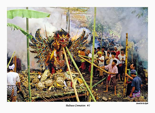 Balinese Cremation #2